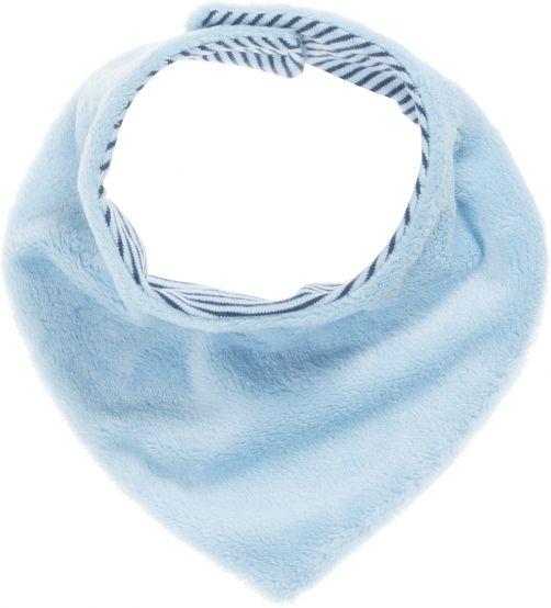 Playshoes---Fleece-sjaal-driehoek---Lichtblauw