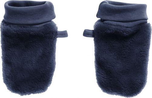 Playshoes---Fleece-wanten-baby---Donkerblauw