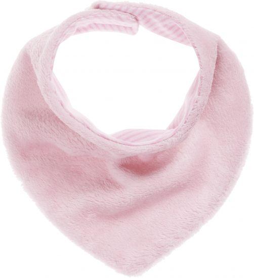 Playshoes---Fleece-sjaal-driehoek---Lichtroze