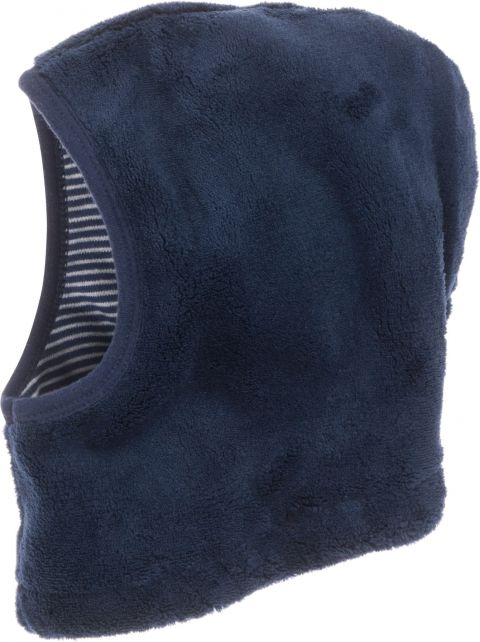 Playshoes---Fleece-bivak-muts---Donkerblauw