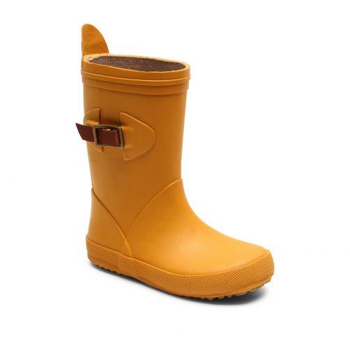Bisgaard---Regenlaarzen-voor-kinderen---Scandinavia---Geel