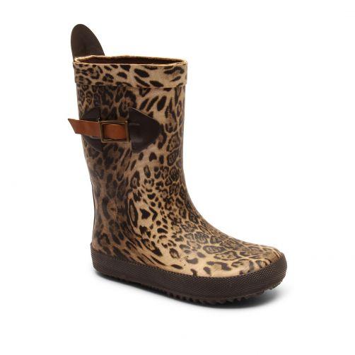 Bisgaard---Regenlaarzen-voor-kinderen---Scandinavia---Luipaard