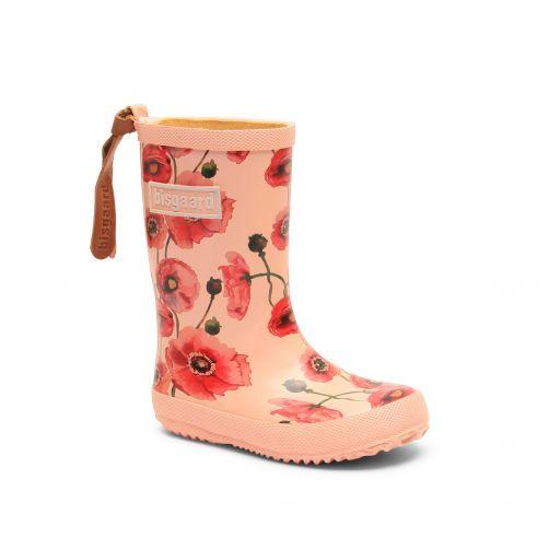 Bisgaard---Regenlaarzen-voor-kinderen---Fashion---Nude-Flowers