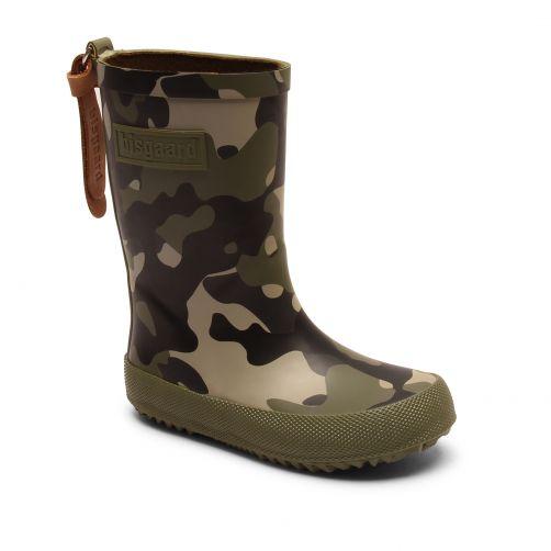 Bisgaard---Regenlaarzen-voor-kinderen---Fashion---Camouflage