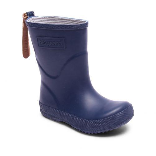 Bisgaard---Regenlaarzen-voor-kinderen---Basic---Donkerblauw