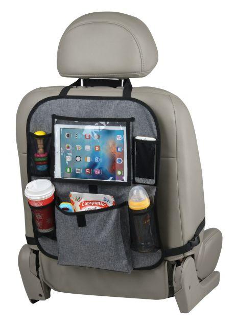 Altabebe---Rugleuning-Organizer-voor-iPad/Tablet---Grijs