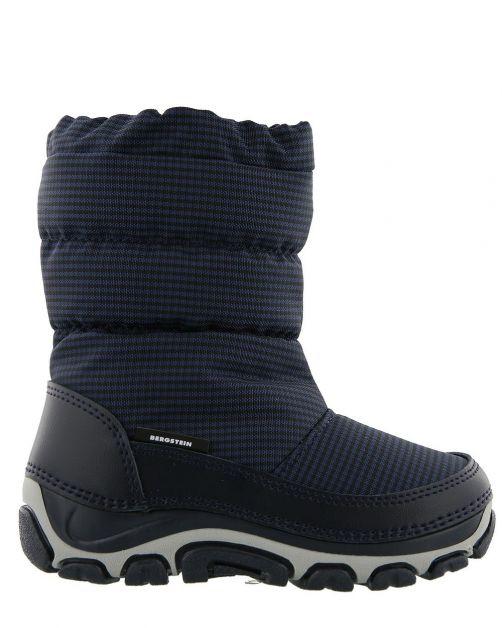 Bergstein---Snowboots/winterlaarzen-BN123-voor-jongens---Blauw