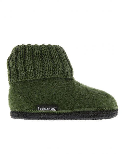 Bergstein---Huissloffen-voor-kinderen-en-volwassenen---Cozy---Groen