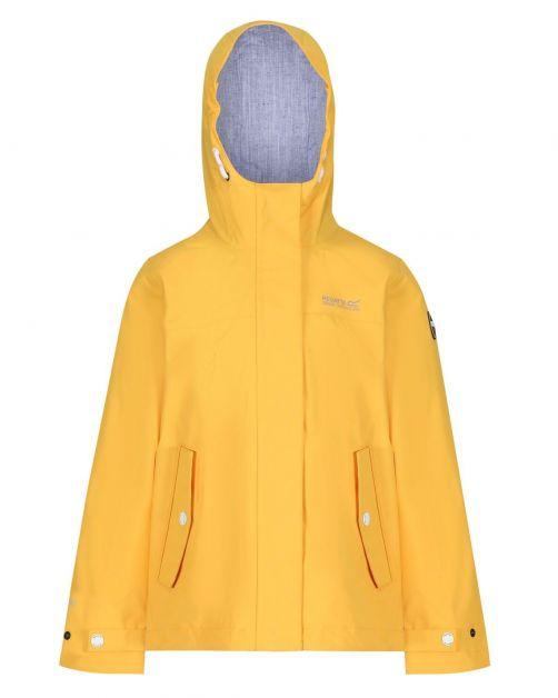 Regatta---Regenjas-voor-meisjes---Bibiana---Californië-Geel