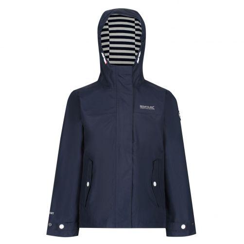 Regatta---Regenjas-voor-meisjes---Bibiana---Marineblauw