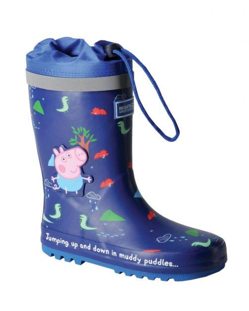Regatta---Regenlaarzen-voor-kinderen---Peppa-Pig-Splash---Koningsblauw