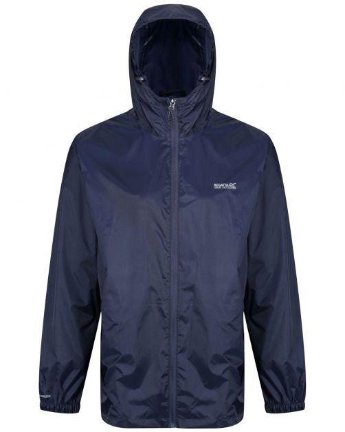 Regatta---Packaway-regenjas-voor-heren---Pack-It-III---Marineblauw