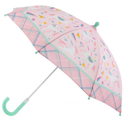Stephen-Joseph---Paraplu-voor-meisjes---Eenhoorn---Roze
