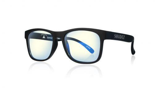 Shadez---Blauw-licht-beschermende-bril-voor-kinderen---Blue-Ray---Zwart