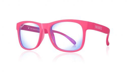 Shadez---Blauw-licht-beschermende-bril-voor-kinderen---Blue-Ray---Roze