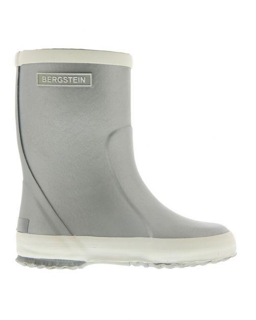 Bergstein---Regenlaarzen-Glamour-voor-kinderen---Zilverkleurig