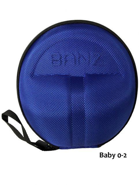 Banz---Hoes-voor-geluiddempende-oorbeschermers---Hear-no-Blare---Donkerblauw
