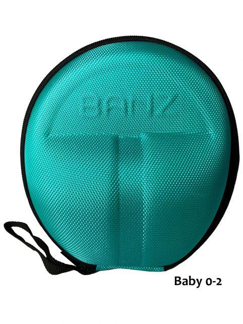 Banz---Hoes-voor-geluiddempende-oorbeschermers---Hear-no-Blare---Aqua